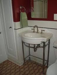 pedestal sink with legs american standard retrospect 27 in w pedestal sink basin in white