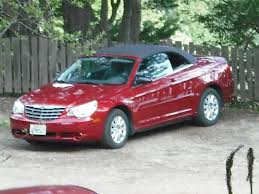 2009 chrysler sebring overview cargurus