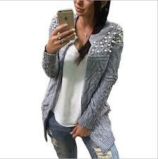 xulanbaby 2017 autumn winter feminina tricot blouse knitted plus