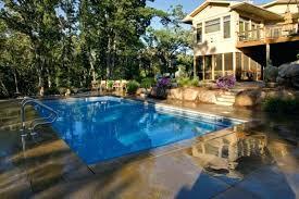 Small Tropical Backyard Ideas Amazing Backyards With Pools Backyard With Pool Design Ideas