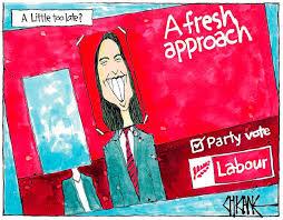 cartoons about new labour leader jacinda ardern liberation