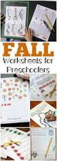 preschool worksheets fall preschool worksheets look we u0027re