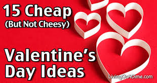 valentines day ideas for 15 cheap s day ideas and save money