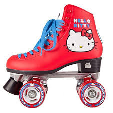 amazon moxi kitty limited edition red quad roller