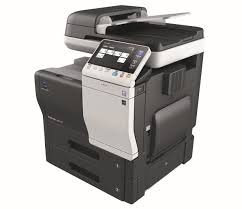 konica minolta bizhub c452 colour copier printer scanner