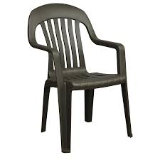 Buy Plastic Garden Chairs by Plastic Outdoor Stackable Chairs Garden Sets
