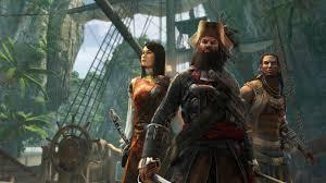 Black Beard Flag Fear The Wrath Of Blackbeard In Assassin U0027s Creed Iv U0027s First Dlc