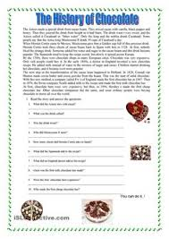 a perfect reading comprehension worksheet for springtime