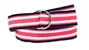 ribbon belt classic ribbon belt eliza b leather ltd