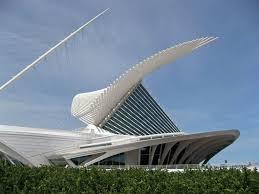 milwaukee art museum santiago calatrava futuristic