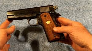 1911 colt combat commander youtube