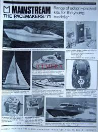 Radio Control Model Boat Magazine 1970s Vintage U0026 Retro Collectables Collectables