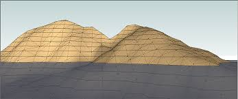 modeling terrain and other rounded shapes sketchup knowledge base