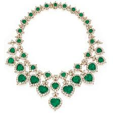 heart shaped emerald necklace images 859 best jewellery emerald images jewelry antique jpg
