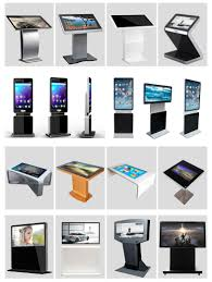 digital signage advertising information kiosk video outdoor kiosk