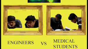 Medical Student R by Engineers Vs Medical Students Kb Entertainments Youtube
