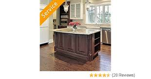 sles of kitchen cabinets kitchen island assembly amazon com home services