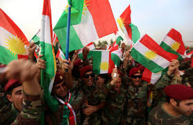 peshmerga troops rally behind kurdistan region u0027s upcoming