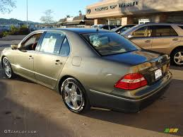 lexus sedans 2005 cypress pearl 2005 lexus ls 430 sedan exterior photo 40038658