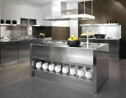steel top kitchen island stainless steel kitchen island macky co