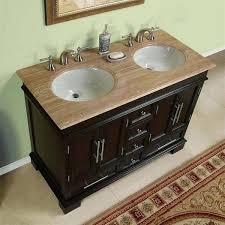 50 inch double sink vanity 50 inch double sink bathroom vanity northlight co