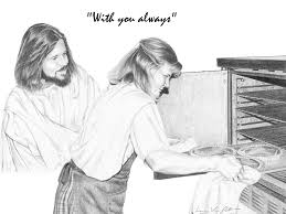 Mean Jesus Meme - jesus cook chef jesus with you always pinterest