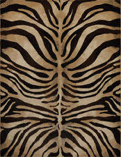 Animal Area Rugs Zebra Print Rug Ebay