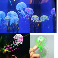 aliexpress com buy big sale lovely silicone artificial jellyfish