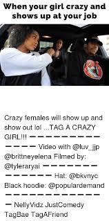 Crazy Meme Girl - 25 best memes about crazy girl crazy girl memes