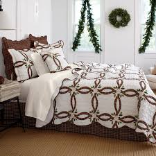 Brylane Home Christmas Decorations Christmas Quilts King Size
