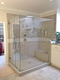 Frameless Shower Doors Okc Shower Custom Frameless Shower Doors And Mirrors Brentwood