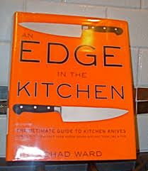 Kitchen Knives Guide Woman Sharpens Her Knives News At 11 The Delicious Adventures