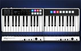 ik review ik multimedia irig keys i o logic pro expert