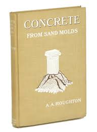 concrete from sand molds a a ornamental concrete work houghton