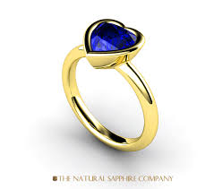 heart sapphire rings images Beautiful heart shaped sapphire jewelry png