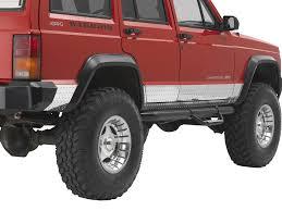 cherokee jeep xj warrior products sideplates for 84 01 jeep cherokee xj 4 door