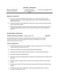 homemaker resume sample wowknee ga