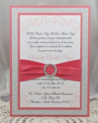 quinceanera invitation wording coral quinceanera invitations kawaiitheo