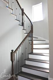 Painted Banister Ideas My