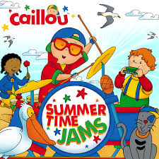 caillou spotify