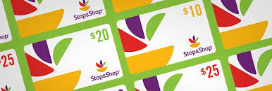 gift cards gift cards stop and shop