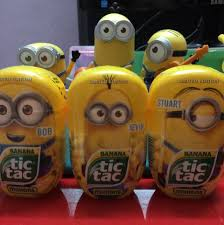 where to buy minion tic tacs minions tic tac limited edition toys on carousell