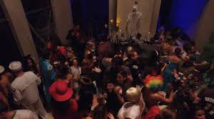 halloween party 2015 at las olas fort lauderdale youtube