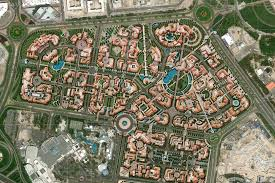 Dubai India Map by Cracknell Landscaping Design Landscape Architecture Dubai