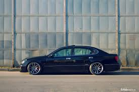 stanced lexus gs300 lexus gs300 full custom single turbo 2jz gte