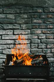 Outdoor Brick Fireplace Grill by Free Images Wall Fire Fireplace Brick Heat Charcoal Hearth
