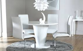 dining table image of modern extendable dining table design
