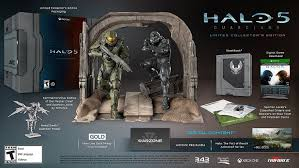 amazon black friday digital games amazon com halo 5 guardians limited collector u0027s edition xbox