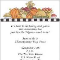Thanksgiving Hangman Invitation To A Thanksgiving Party Bootsforcheaper Com