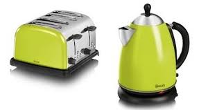 Toaster Kettle Set Lime Green Toaster And Kettle Set U2013 Glass Dishes For Meat U0026 Dairy